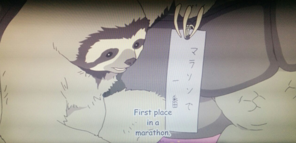 polar bear cafe marathon